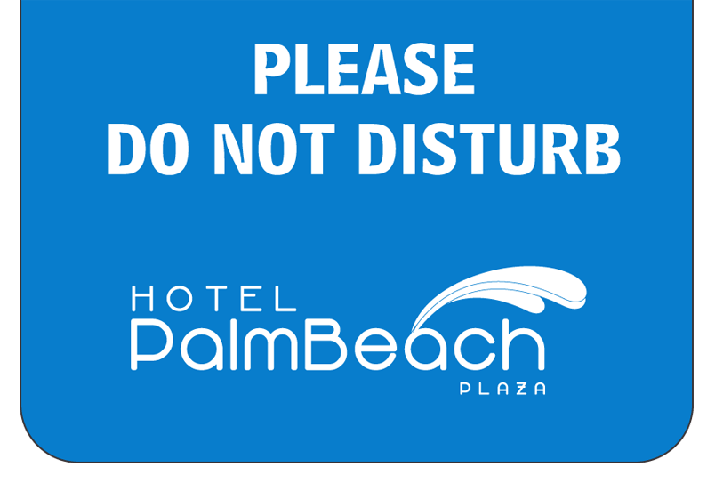 Colgante Hotel Palm Beach