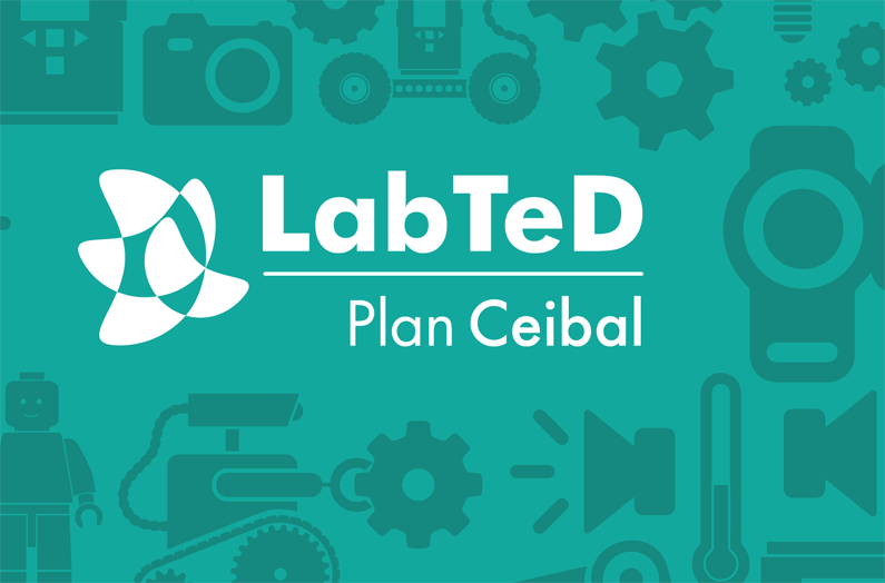 "Folleto ""Plan Ceibal"" LABTED"