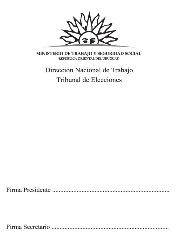 Sobre MINISTERIO DE TRABAJO Y SEGURIDAD SOCIAL