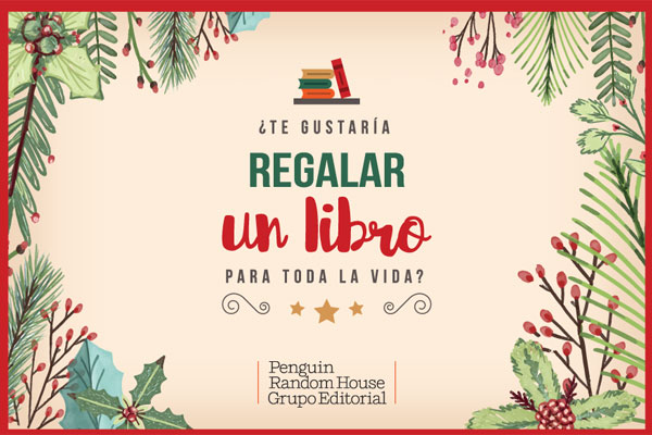 Tarjeta Penguin Random House Grupo Editorial